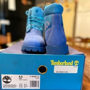 BRAND NEW Spongebob Timberlands.